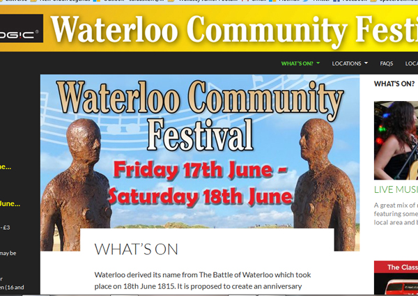 Waterloo Community Festival
